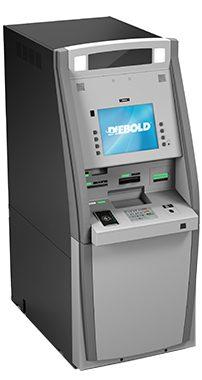 Diebold 5500 - Bank ATM Machine Photo - NationalLink Inc